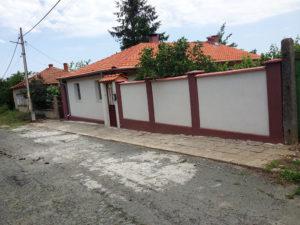 село Подвис 80 км от моря
